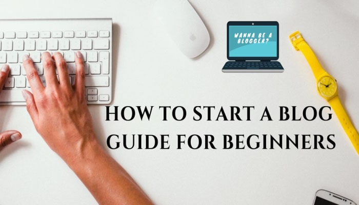 How to start a blog for a beginners