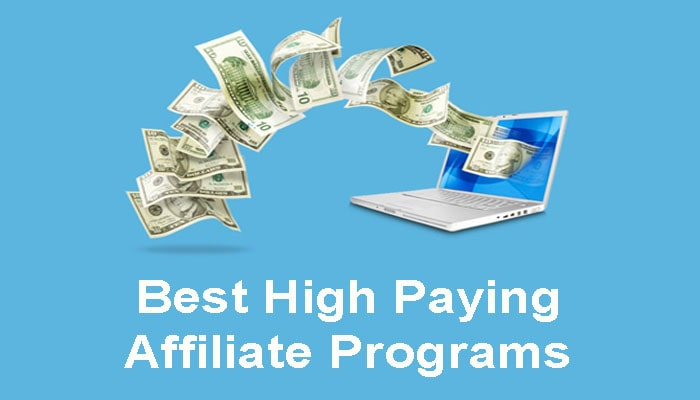 Best High paying affiliate marketing programs