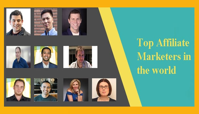 Top affiliate marketers in the world 2
