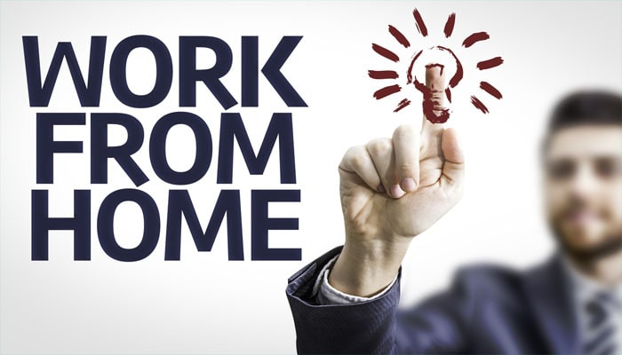 online job work from home